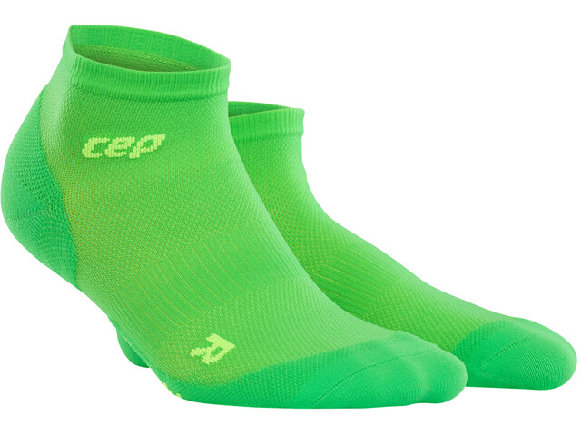 cep Dynamic+ Ultralight Low-Cut Socks Herren viper/green